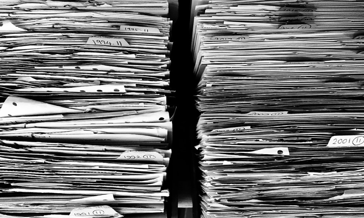 a lot of papers