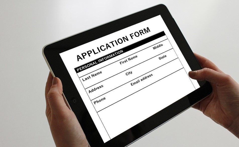online aplication