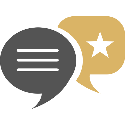 customer review icons