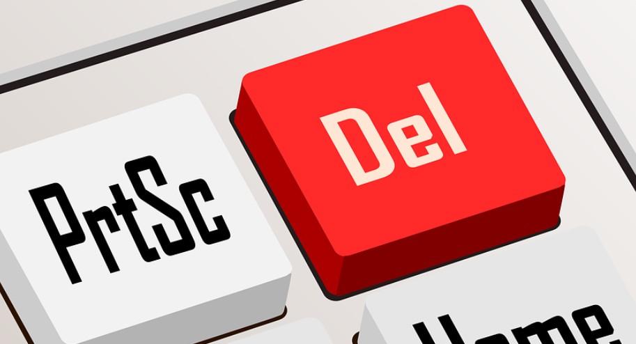 keyboard button
