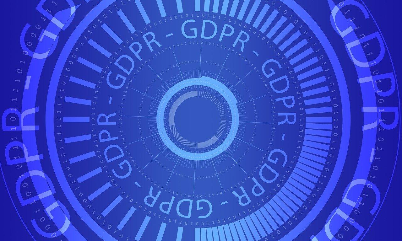 Graphic Illustration of General Data Protection Regulation